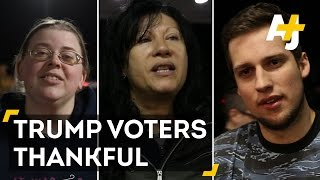 Download What Trump Supporters Are Thankful For Video