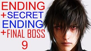 Download Final Fantasy XV Ending Secret Ending Final Boss Final Fantasy 15 Video