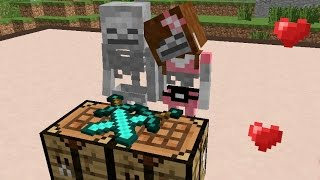 Download Monster School: Girls vs Boys Crafting Challenge - Minecraft Animation Video