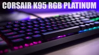 Download Corsair K95 RGB Platinum Keyboard Review... is it worth it?? Video