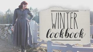 Download Vintage Winter Lookbook! Video