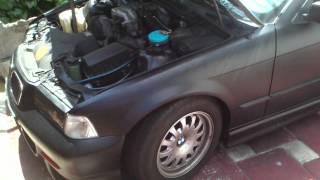 Download BMW E36 318i na vodu u Rijeci 55% benzin 45% HHO Video