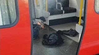 Download Police: London subway bomb did not fully detonate Video
