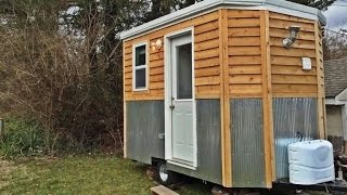 Download $15,000 Tiny House Means Simple n' Cheap Living Video