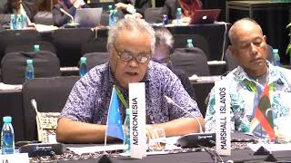 Download Micronesia Country Statement, FAO APRC 34, 2018 Video