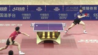 Download Ma Long vs Fang Bo (China Super League 2016) Video