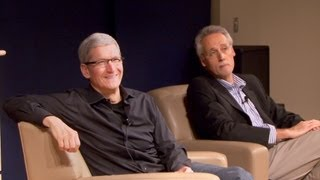 Download Apple CEO Tim Cook on the Importance of Writing Your Own Rules Video