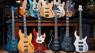 Download Marcus Miller introduces Sire Basses | CME Gear Demo Video