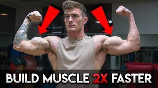 Download One Easy Fix To Build Muscle Faster (GUARANTEED RESULTS!) Video