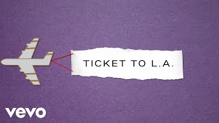 Download Brett Young - Ticket To L.A. (Lyric Version) Video