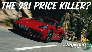 Download How The New 718 Boxster Cayman GTS 4.0 *WILL* Affect The Porsche Market And 981 or GT4 Prices? Video