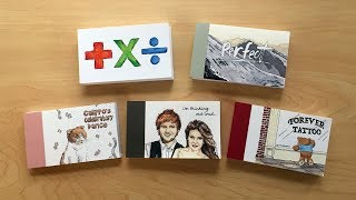 Download Five Flipbooks I gave ED SHEERAN! Video