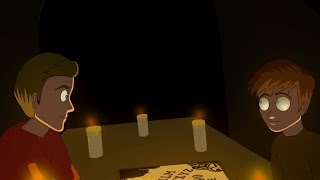 Download Scary Ouija Board Stories Animated Video