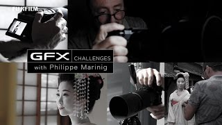 Download GFX challenges with Philippe Marinig / FUJIFILM Video