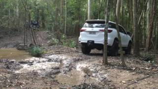 Download Toyota Fortuner Off Road CTP80 Video
