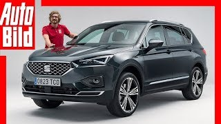 Download Seat Tarraco (2018) Sitzprobe/Details/Review Video