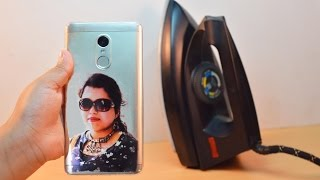 Download How to Print Your Photo on Mobile cover at Home - Using Electric Iron Video