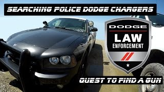 Download Searching Police Dodge Chargers Looking For Contraband! F/ Ford Crown Victorias Video