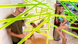 Download IMPOSSIBLE LASER OBSTACLE COURSE! Video