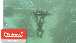 Download The Legend of Zelda: Breath of the Wild - Beyond the Plateau Gameplay - Nintendo E3 2016 Video