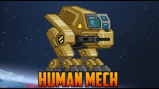 Download Starbound - Human Mech with coordinates [Beta] Video