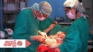 Download Kỳ tích phẫu thuật sọ não tại bệnh xá Trường Sa | VTC Video