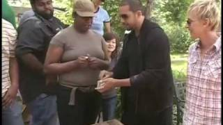 Download David Blaine & Ellen Hit The Street Video
