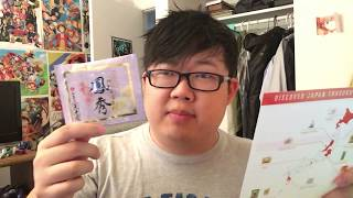 Download Let's Try Classy Japanese Snacks with Tea (Bokksu May 2018) Video