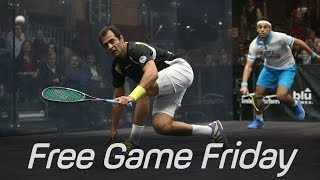 Download Squash: Free Game Friday - Shabana v Elshorbagy - Tournament of Champions 2015 Video