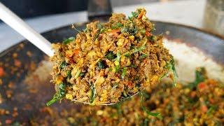 Download Thai Stir Fry Chili Duck Recipe - One of the SPICIEST Thai Foods! ผัดเผ็ดนกเป็ดน้ำ ความเผ็ดระดับ10 Video