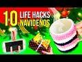 Download 10 TRUCOS o Life hacks para NAVIDAD * DIY, recetas e IDEAS que te soprenderán! Video