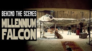 Download The Millennium Falcon | Behind The Scenes History Video