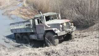 Download 6x6 Military Army Truck At Oakville Mud Bog Video
