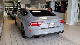 Download How Much Did My First Audi RS7 Service Cost? Video