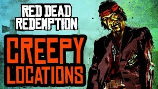 Download Creepiest Locations in Red Dead Redemption Video