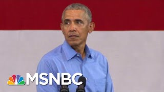 Download Former President Barack Obama Slams Politicians Lying | The Last Word | MSNBC Video
