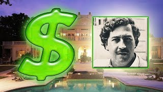 Download 16 Expensive Things Owned By Billionaire Drug Lords Like Pablo Escobar Video