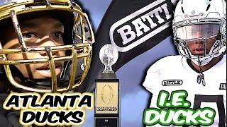 Download 🔥🔥14U IE Ducks vs Atlanta Ducks | EPIC Matchup | Battle Youth National Championship Semi-Final Video
