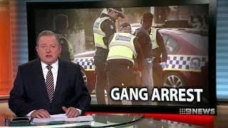 Download Nine News. Gang Arrest. Mob-Rob Officeworks. (Multiculture Nightmare Melbourne) Video