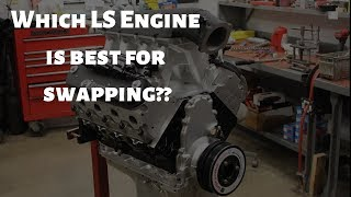 Download What LS Engine should you get for your swap?? Video