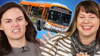 Download Wildly Uncomfortable Public Transportation Stories Video