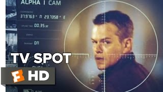 Download Jason Bourne TV SPOT - The Perfect Weapon (2016) - Matt Damon, Alicia Vikander Movie HD Video