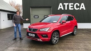 Download 2018 SEAT Ateca SUV - FR Spec Test Drive - Would I Buy One??🤔Stavros969 Video