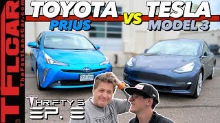 Download The Answer Is Surprising! EV vs Hybrid: What's The Most Fuel Efficient AWD Car? - Thrifty 3 Ep.8 Video