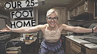 Download TINY HOME TOUR - FULL TIME RV LIVING 👫 Video
