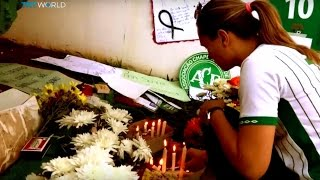Download Brazil mourns victims of Chapecoense football team flight Video