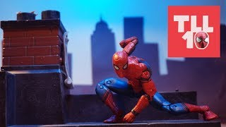 Download Spider-Man: Homecoming Stop-Motion Film Video
