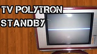 Download tv POLYTRON standby (nyala sebentar lalu mati) Video
