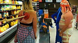 Download 30 Walmart People You Won't Believe Video