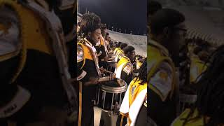 """Download Alabama State University Percussion - """"Crew"""" By Goldlink Video"""